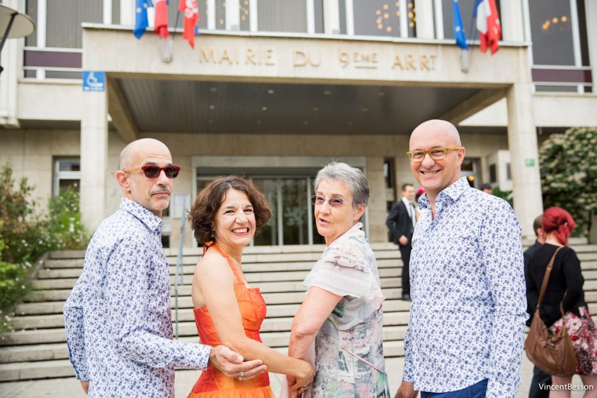 Photographe de mariage gay à Lyon